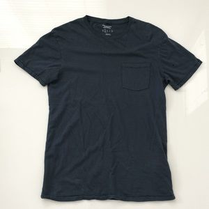 Urban Outfitters NWOT Navy Blue Pocket Tee